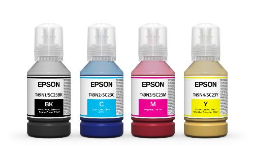 Epson Ultrachrome DS Black T49N100 (140mL)
