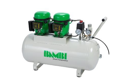 Bambi Air Compressor - BB50D