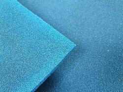 Mod90Felt - 150 x 100 BLUE SILICON, Single Pieces